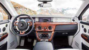 Rolls-Royce Phantom - interior