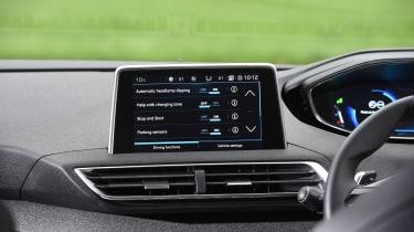 Peugeot 3008 - infotainment