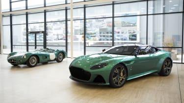 Aston Martin DBS Superleggera 59 - showroom
