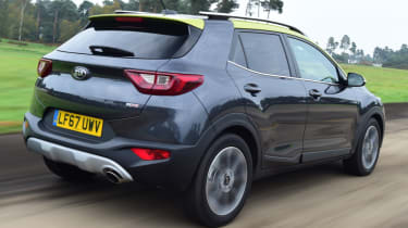 Kia Stonic - rear action