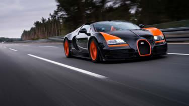 Bugatti Veyron - Rutherford