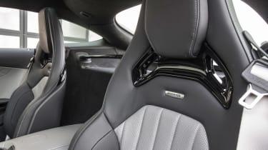 Mercedes-AMG GT C - seat