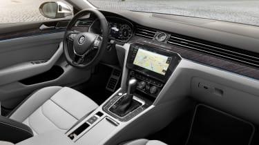 Volkswagen Arteon official - Elegance interior 2