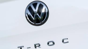 Volkswagen T-Roc - T-Roc badge