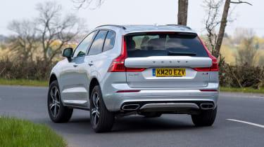 Volvo XC60 - rear