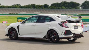 New Honda Civic Type R - side