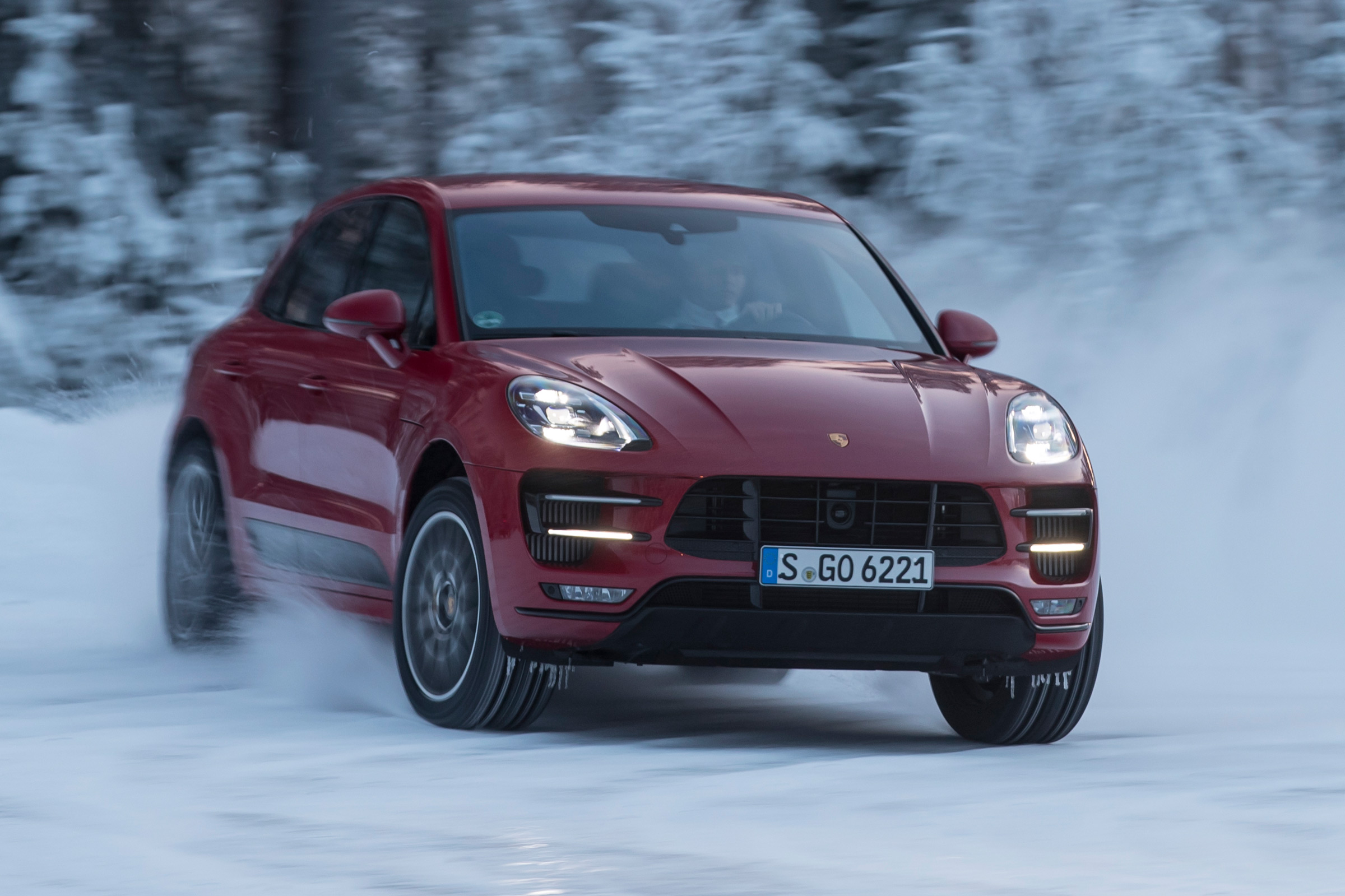 Porsche Macan Turbo Performance Package 2017 Review Auto Express