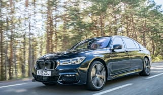 BMW 740Ld xDrive - front