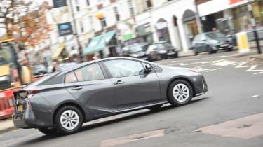 Toyota Prius long-termer - side profile