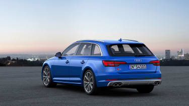 Audi S4 Avant 2016 - rear quarter