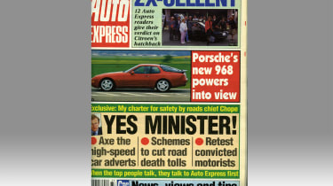 Auto Express Issue 150