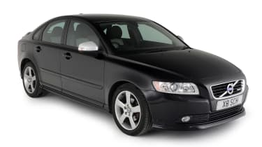 Used Volvo S40 - front