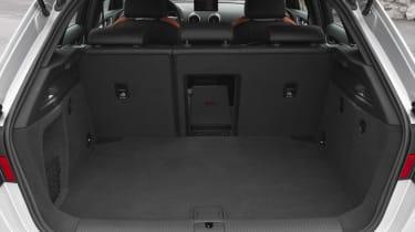 Audi A3 Sportback TFSI boot