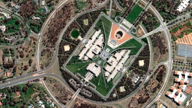 London Circuit, Canberra, Australia