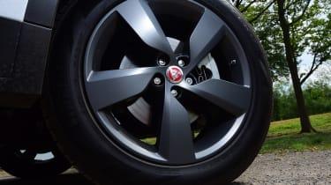 Jaguar E-Pace - wheel