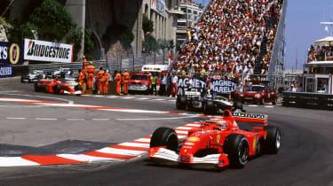 Ferrari F2001 Monaco
