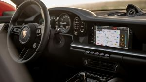 Porsche Communication Management 6.0 911
