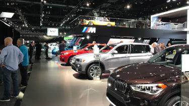 2016 LA Motor Show - BMW