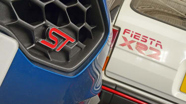 Ford Fiesta XR2 vs Ford Fiesta ST