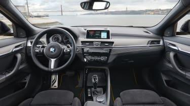 2018 BMW X2 - interior