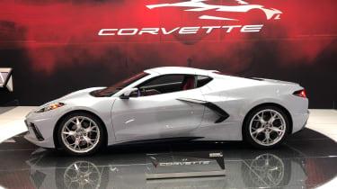 Chevrolet Corvette - Los Angeles side