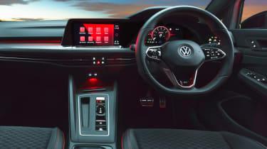 Volkswagen Golf GTI Clubsport 45 - dash