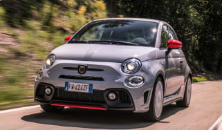 Abarth 595 Esseesse - front
