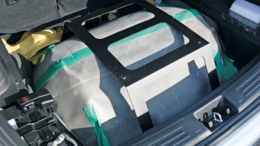 Hyundai ix35 fuel cell prototype detail