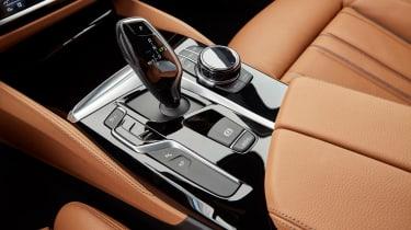 BMW 5 Series Touring - interior detail