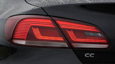Volkswagen CC badge