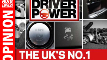 Driver Power opinion