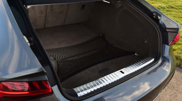 Audi A7 Sportback - boot