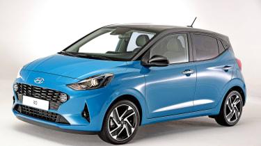 Hyundai i10 - front studio