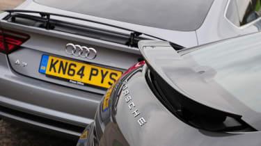 Audi A7 vs Porsche Panamera