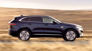 Jaguar F-Pace PHEV - side