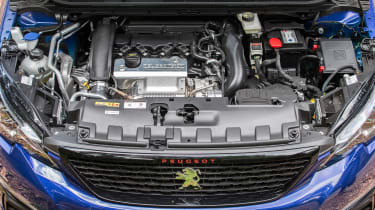 Peugeot 308 GTi review - engine