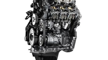Volkswagen Amarok - engine