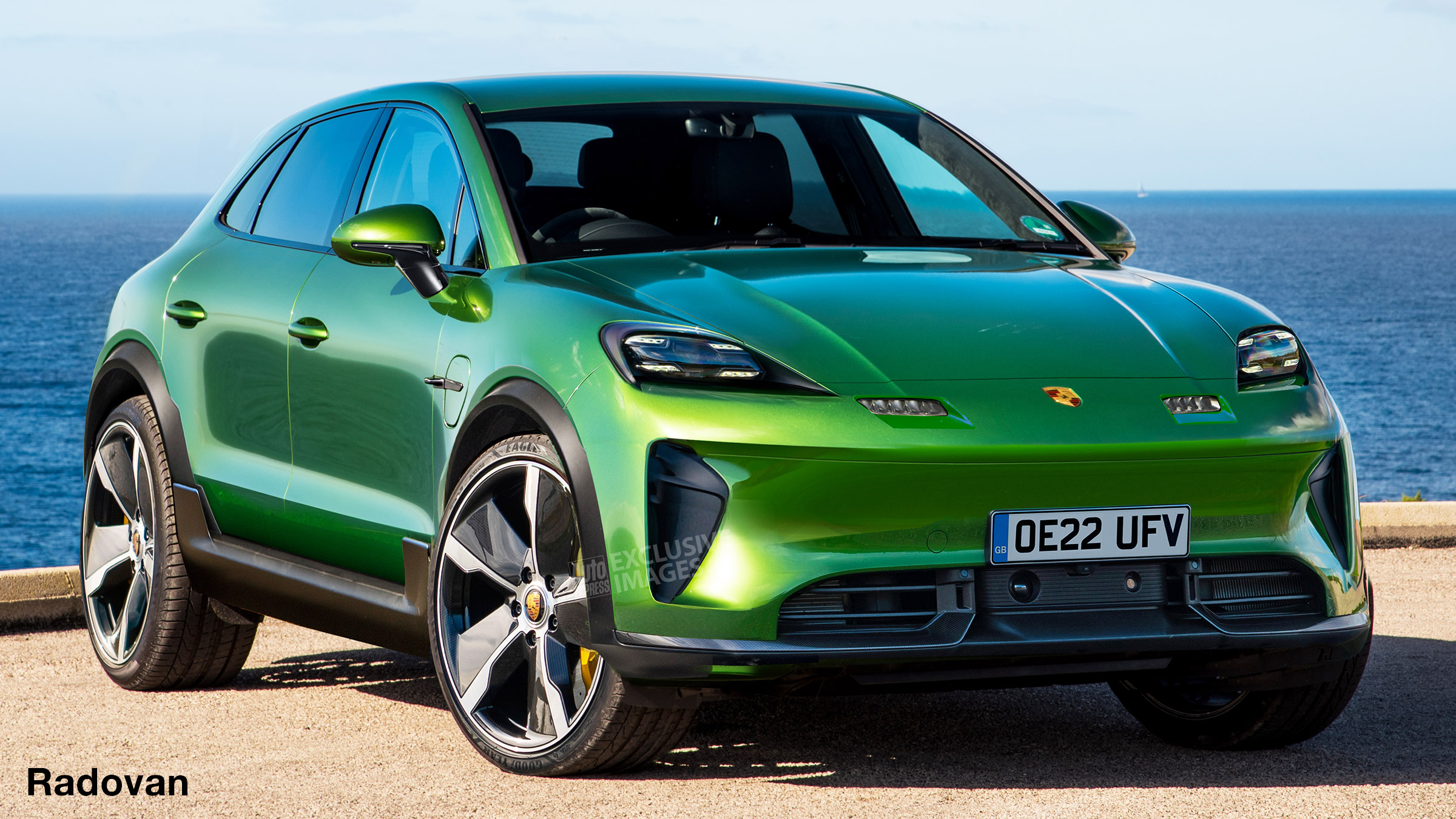 New All Electric Porsche Macan Suv On The Way Auto Express