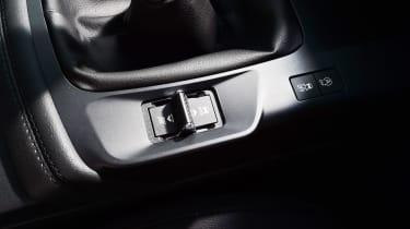 Jaguar E-Pace - drive mode