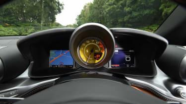 Ferrari GTC4 Lusso - dials