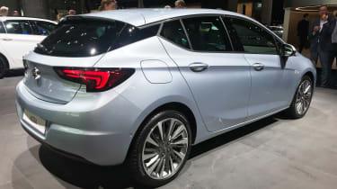 Vauxhall Astra - Frankfurt rear