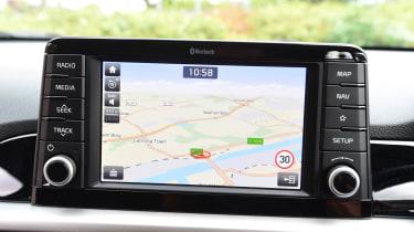 Kia Picanto - Navigation