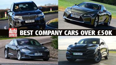 Company cars £50k