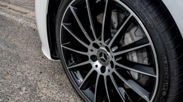 Mercedes E 300 Cabriolet - wheel
