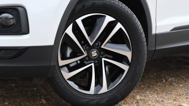 Tarraco wheels