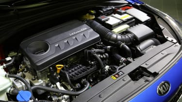 Kia Ceed - engine