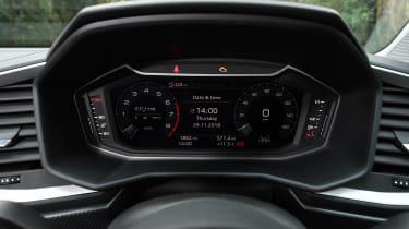 Audi A1 - dials