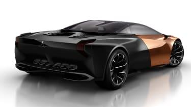 Peugeot Onyx rear