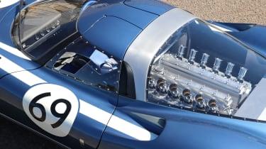 Ecurie Ecosse LM69 - engine
