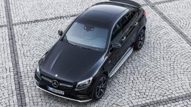 Mercedes-AMG GLC 43 Coupe - overheard